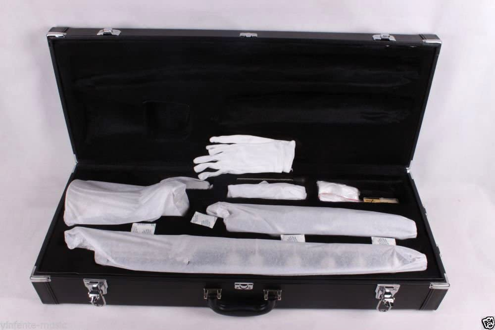 Yinfente New Bass Clarinet Model Pads And Case Low C Nice Tone Professional sound #BC2