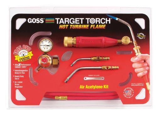 """Goss KX-4B Soldering Brazing Torch Kit for """"B"""" Acetylene ..."""