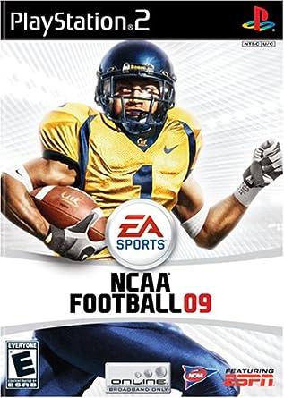 ncaa football games for playstation 2