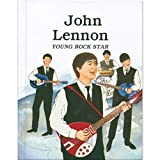 img - for John Lennon: Young Rock Star book / textbook / text book
