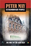 """""""Extraordinary People - The First of the Enzo Files"""" av Peter May"""