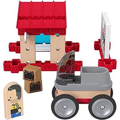 Fisher-Price Wonder Makers Garage: Toys & Games