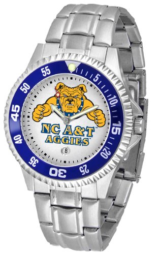 Linkswalker Mens North Carolina A&T Aggies Competitor Steel -