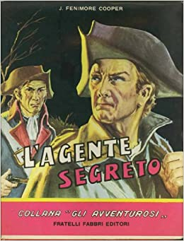 Book L'agente segreto.