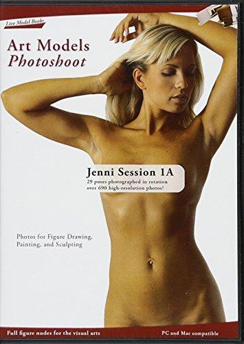 Art Models Photoshoot Jenni 1A Session (Art Models series)