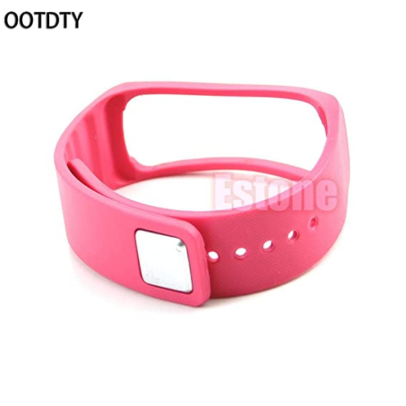 Jewh Smart Wrist Strap - Replacement Wrist Band - Clasp Bracelet For Samsung Galaxy Gear Fit