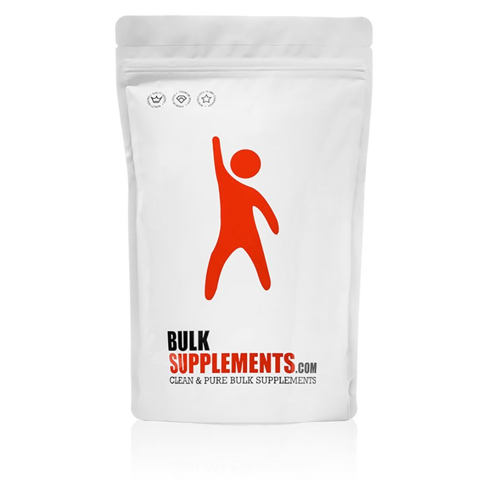 BCAA 3 1 2 Branched Chain Amino Acids Powder by BulkSupplements 1 Kilogram