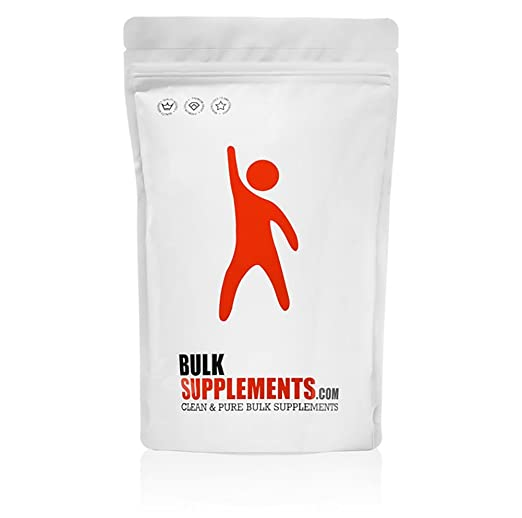 BulkSupplements Pure L-Arginine Base Powder (100 grams)