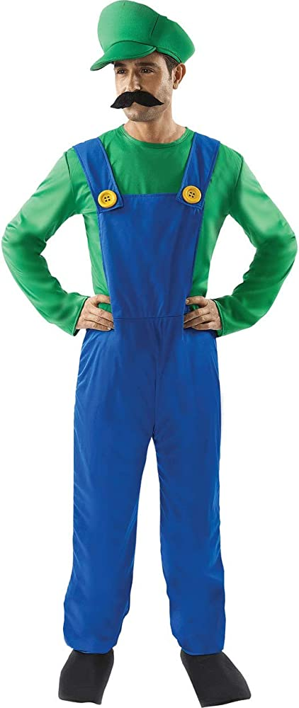 ORION COSTUMES Super Plumbers Mate Costume: Amazon.es: Ropa y ...