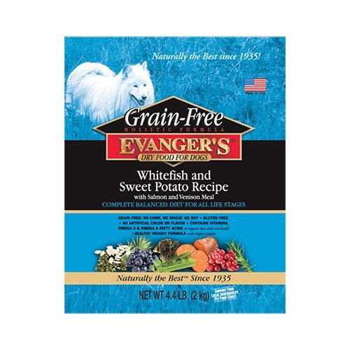 Evanger'S All Life Stages Formula – Whitefish & Sweet Potato – 16.5 Lb
