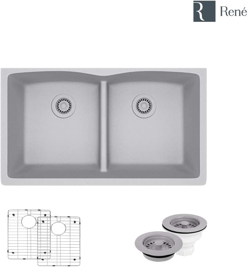 Rene R3-1007-PWT-ST-CGF, Strainer Flange, Pewter