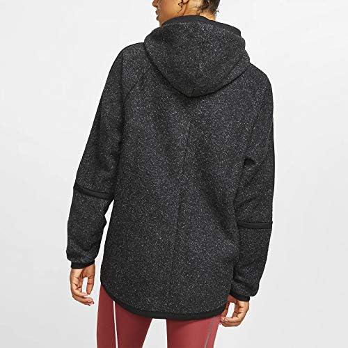 Nike Womens Therma Fleece Full Zip Cozy BV5266-010 Size L