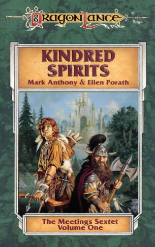 book cover of Kindred Spirits
