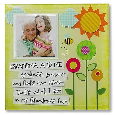 Abbey Press Grandma and Me Frame - Inspiration Faith 54625-ABBEY by Abbey Press-Christian Gifts