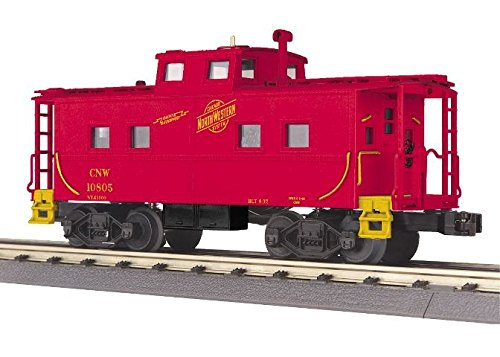 30-77305 MTH Railking O Chicago Northwestern Caboose.