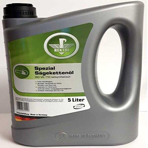 Rektol Spezial Sägekettenöl H110 5 Liter