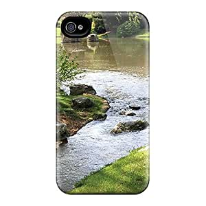 Perfect April Case Cover Skin For Iphone 4/4s Phone Case