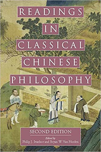 Readings in Classical Chinese Philosophy: Philip J  Ivanhoe, Bryan W