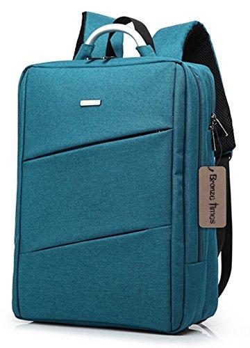 top Backpack, Mens Slim Business Travel Computer Bag Fits Under 17
