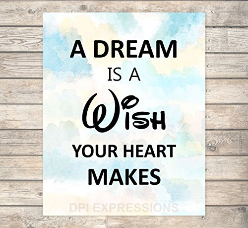 Amazon.com: A Dream Is A Wish Your Heart Makes, Cinderella ...