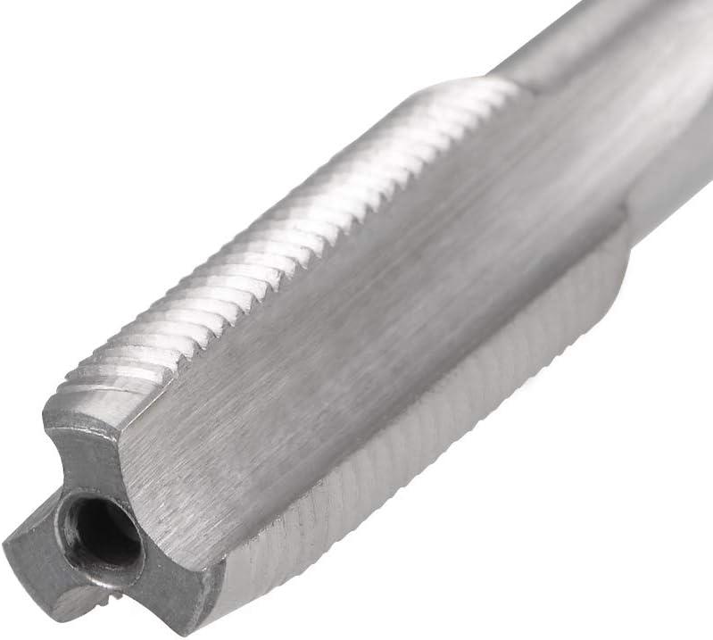 uxcell Machine Tap 5//16-40 UNS Thread 2B Class 3 Flutes High Speed Steel