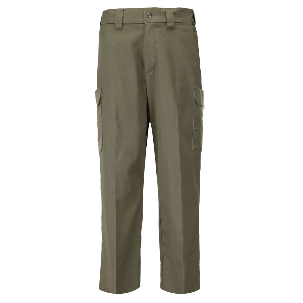 5.11 Tactical Mens Cargo Class B PDU Professional Pants Poly-Cotton Twill Fabric Unhemmed Style 74326