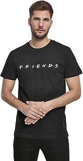 MERCHCODE Friends Logo - Camiseta Hombre: Amazon.es: Ropa y accesorios