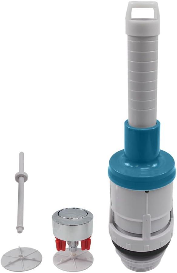Wolfpack 4100055 Descargador Cisterna Baja Con Base Tipo Roca