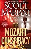 The Mozart Conspiracy, Scott Mariani, 1476788324