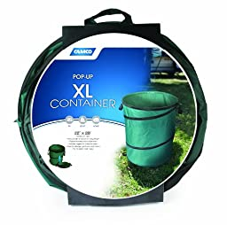 Camco 42895 XL Collapsible Container (22\