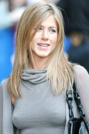 Jennifer Aniston 24X36 Poster Cute Looking Portrait Tight Sweater ...