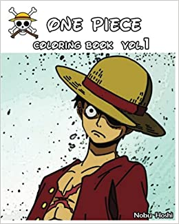 90 Coloring Book One Piece Picture HD
