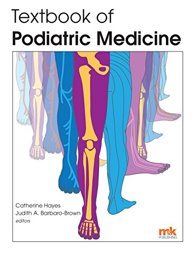 Textbook Of Podiatric Medicine By Hayes Catherine Barbaro Brown Judith