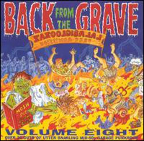 Back from the Grave 8 / Various