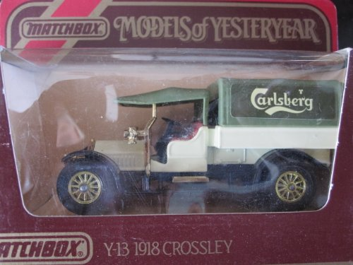 1918-crossley-green-white-carlsberg-logo-matchbox-model-of-yesteryear-y-13-c-issued-1974
