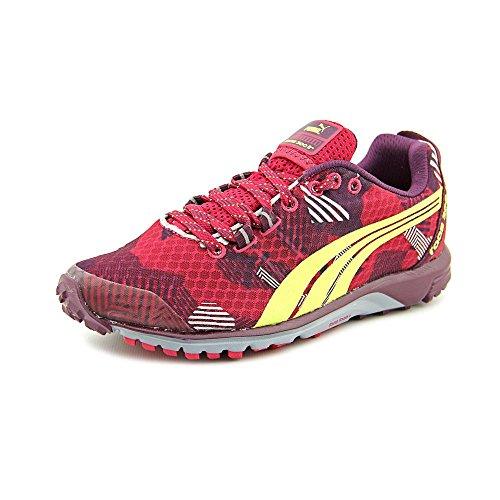 Puma Faas 300 TR v2 NC Womens Size 5.5 Purple Running Shoes UK 3 EU 35.5