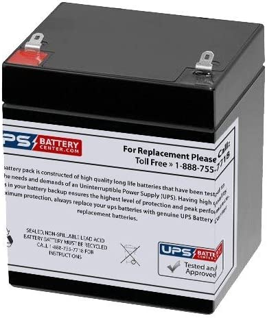 UPG UB1250 Sealed Lead Acid Battery