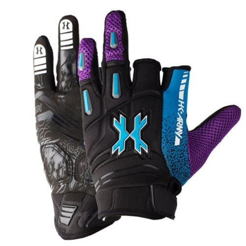 HK Army Paintball 2014 Pro Gloves (Arctic, Large)