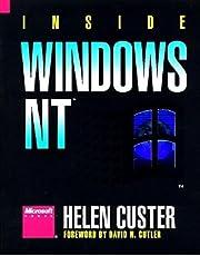 Inside Windows NT by Helen Custer (1992-01-01)