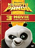 KUNG FU PANDA 1-2-3 (DVD, Region 3) Cartoon Animation Kid family