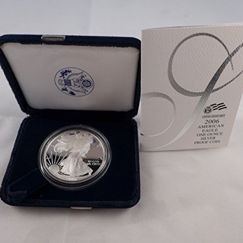 2006 W American Silver Eagle Proof ()