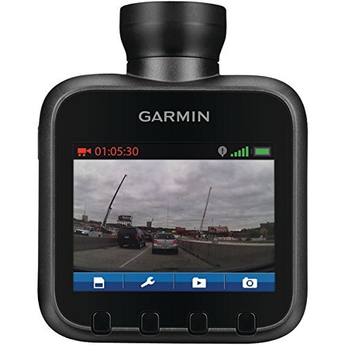 Garmin Dash Cam 20 Standalone Driving Recorder (Certified Refurbished)