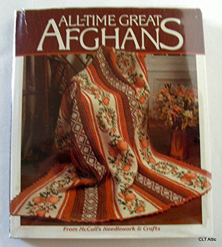 Patterns Free Crochet Afghan (All-Time Great Afghans: 50 Projects to Crochet and Knit)