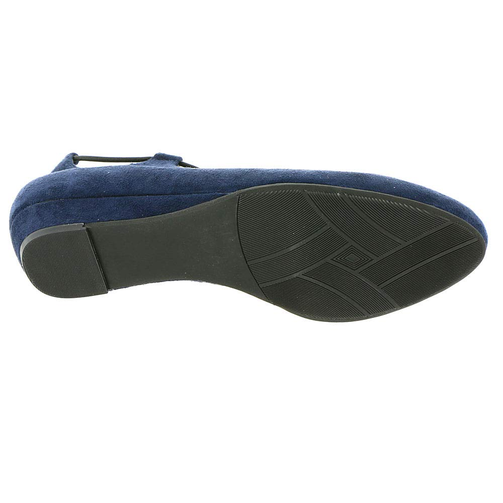 M US Navy ARRAY Echo Womens Slip On 8.5 B
