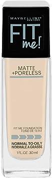 Maybelline Makeup Fit Me Matte + Liquid Foundation Makeup