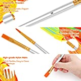 Artist Paint Brushes for Face Nail Art, Soucolor 20