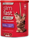SlimFast-321-Plan-High-Protein-Creamy-Chocolate-Shake-Mix-1283-Ounce-Pack-of-3
