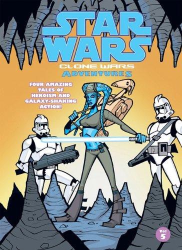 (Star Wars: Clone Wars Adventures 5)