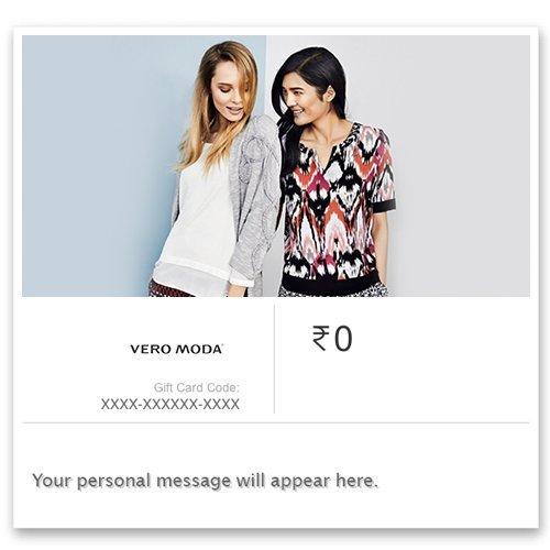 Flat 10% off  Vero Moda Instant Voucher