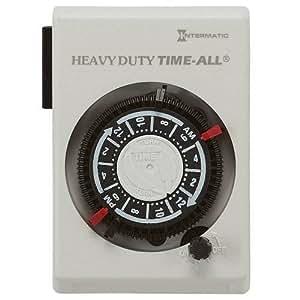 intermatic hb114c 240 volt heavy duty appliance timer. Black Bedroom Furniture Sets. Home Design Ideas